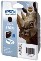 EPSON cartridge T1001 black (nosorožec) C13T10014010
