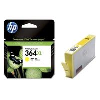 HP CB325EE Ink Cart No.364XL pro D5460, C5380, 6ml, Yellow CB325EE#BA3