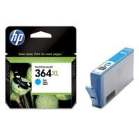 HP CB323EE Ink Cart No.364XL pro D5460, C5380,6ml, Cyan CB323EE#BA3