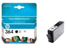 HP CB316EE Ink Cart No.364 pro D5460, C5380, 6ml, Black CB316EE#BA3