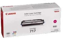 Canon toner CRG-717M magenta (CRG717M) 2576B002