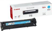 Canon toner cart. CRG-716C cyan (CRG716C) 1979B002