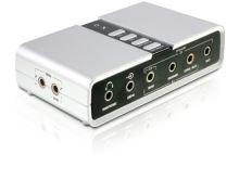 DeLock USB 2.0 Soundbox 7.1