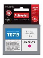 ActiveJet Ink cartridge Eps T0713 D78/DX6000/DX6050 Magenta - 15 ml     AEB-713 EXPACJAEP0106