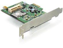 DeLock PCI Express x1 na miniPCIe + SIM, 89235