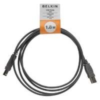 Belkin kabel USB 2.0 A/B, 1.8m
