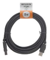 Belkin kabel USB 2.0 A/B, 5m