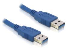 Delock USB 3.0 kabel A samec/ A samec délka 1 m, 82534