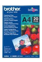 Brother fotopapír BP71GA4, 20 listů, A4, Premium Glossy, 260g, BP71GA4