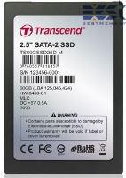 TRANSCEND 60GB SSD disk 2.5'' SATA, MLC, TS60GSSD25D-M