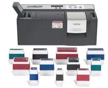 Brother PR-INK E, inkoustová náplň modrá 20ml