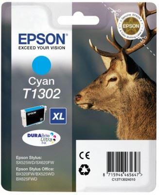 EPSON cartridge T1302 cyan (jelen)