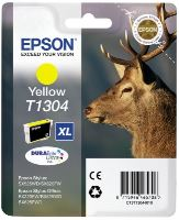 EPSON cartridge T1304 yellow (jelen), C13T13044010