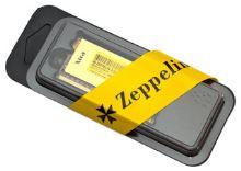 EVOLVEO 2GB SODIMM DDR II 667MHz Zeppelin GOLD (box), CL6 (doživotní záruka), 2G/667 SO EG