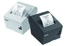 EPSON TM-T88V-813 - bílá/USB/paralel/zdroj/řezačka/EU kabel, C31CA85813