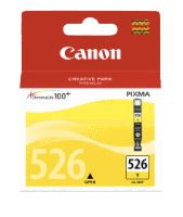 Canon cartridge CLI-526Y Yellow (CLI526Y), 4543B001