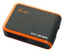 i-Tec čtečka All-in-One USB2.0, černá USBALL3-B