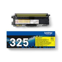 Brother - TN-325Y, toner žlutý (3 500 str.)