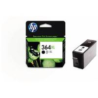 HP CN684EE Ink Cart No.364XL pro D5460, C5380 (náhrada za CB321EE), 18ml, Black
