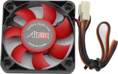 AIREN FAN RedWings50 (50x50x10mm, 17,8dBA) 3pin 12V