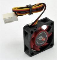 AIREN FAN RedWings30 (30x30x10mm, 19,5dBA) 3pin 12V, AIREN - FRW30