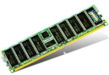Transcend DDR 1GB 266Mhz CL2.5 registered ECC, TS128MDR72V6J