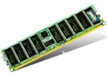 Transcend DDR 1GB 266Mhz CL2.5 registered ECC