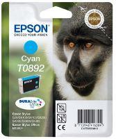 EPSON cartridge T0892 cyan (opice) C13T08924011