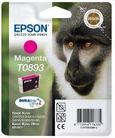 EPSON cartridge T0893 magenta (opice) C13T08934011