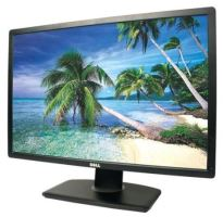 "Dell UltraSharp U2412M 24"" wide/8ms/1000:1/1920x1200/DVI/USB/IPS panel/cerny"