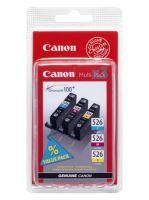 Canon cartridge CLI-526 C/M/Y MultiPack (CLI526CMY) 4541B009