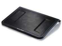 "Coolermaster chladicí ALU podstavec NotePal L1 pro NTB 7-17"" black, 16cm fan, R9-NBC-NPL1-GP"