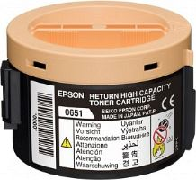 EPSON toner S050651 M1400/MX14 (2200 pages) black return C13S050651