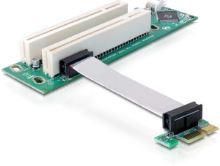 Delock Riser card PCI Express x1 > 2x PCI 32Bit 5 V