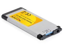 Delock Express Card > 1 x USB 3.0, 61872