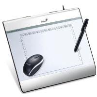 """Genius tablet EasyPen i608X (6x 8"""")+bezdrátová myš, 31100060101"""