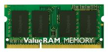 KINGSTON 8GB 1333MHz DDR3 Non-ECC CL9 SODIMM KVR1333D3S9/8G