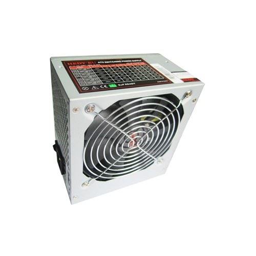 HEDY zdroj 500W, ATX 2.2, OV protect, 2xSATA, 12 cm FAN, pasivní PFC, silent