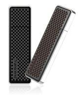 Transcend 16GB JetFlash 780, USB 3.0 flash disk, MLC, vysokorychlostní, 400 MB/s R, 150 MB/s W, černo/šedý  TS16GJF780