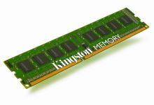 KINGSTON DDR3 4GB 1333MHz DDR3 Non-ECC CL9 DIMM SR x8 STD Height 30mm, KVR13N9S8H/4