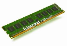 KINGSTON DDR3 4GB 1600MHz DDR3 Non-ECC CL11 DIMM SR x8 KVR16N11S8/4