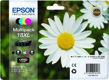 EPSON cartridge T1816 (black/cyan/magenta/yellow) multipack (sedmikráska) XL