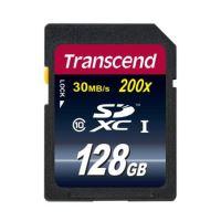 Transcend 128GB SDXC (Class 10) UHS-I 200x (Premium) paměťová karta