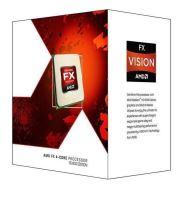 AMD FX-4300 VISHERA (4core, 3.8GHz, 8MB, socket AM3+, 95W ) Box, FD4300WMHKBOX