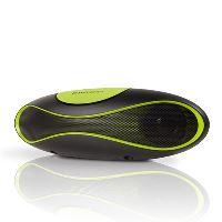 ENERGY Music Box Z220 Sport Black & Green, přenosný stereo systém s FM rád. MP3 přehrávač.,USB,SD/SDHC/MMC, 384518