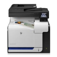 HP CLJ Pro 500 Color MFP M570dw (A4, 30 ppm, USB 2.0, Ethernet, Wi-Fi, Print/Scan/Copy/Fax, DADF, Duplex), CZ272A