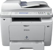 EPSON WorkForce AcuLaser MX200DWF - A4/30ppm/256MB/Net/duplex/Fax/ADF/Wi-fi, C11CC73031