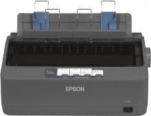 EPSON jehličková  LX-350 - A4/9pins/347 zn/1+4 kopii/USB/LPT/COM, C11CC24031