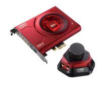 Creative Sound Blaster ZX, zvuková karta 5.1 (PCIe), 24bit, Audio control modul