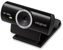 Creative WebCam Live! Cam Sync HD, 1280 x 720, černá, mikrofon, 73VF077000001